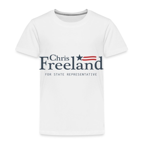 FREELAND FOR STATE REP - Toddler Premium T-Shirt