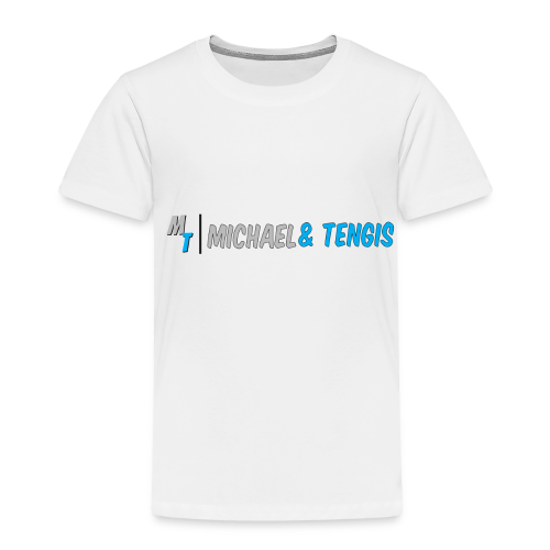 Michael & Tengis - Toddler Premium T-Shirt