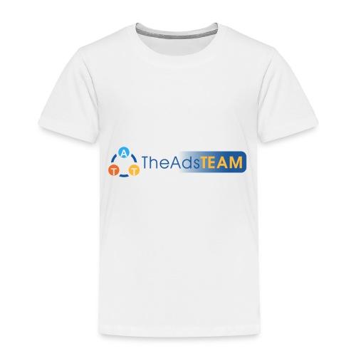 TheAdsTeam Logo - Toddler Premium T-Shirt