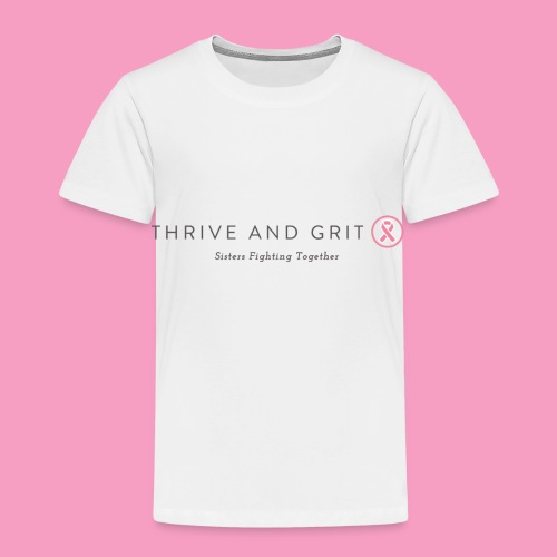 logo not in pdf - Toddler Premium T-Shirt