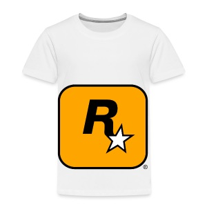 Rockstar Games Theme - Toddler Premium T-Shirt
