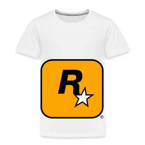 Rockstar Games Theme - Toddler Premium T-Shirt