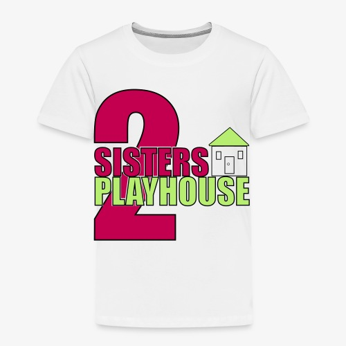 2sisters colorhouse 7 - Toddler Premium T-Shirt