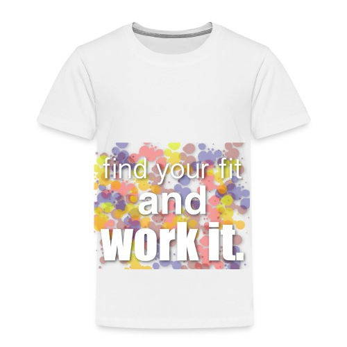 color - Toddler Premium T-Shirt