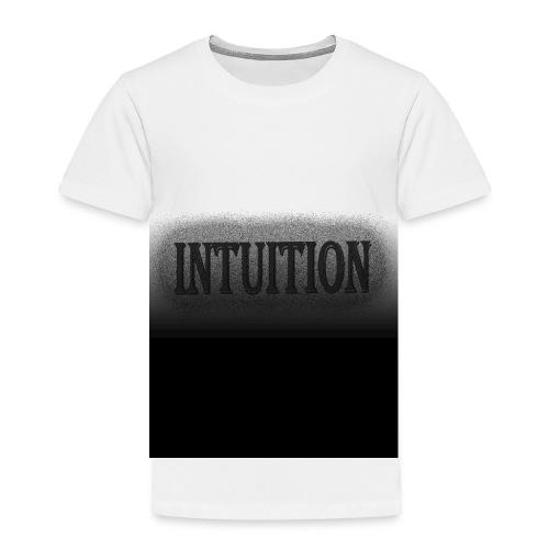 Intuition - Toddler Premium T-Shirt