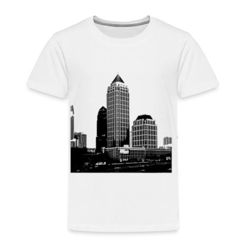 ATL city - Toddler Premium T-Shirt