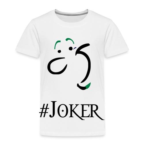 joker - Toddler Premium T-Shirt