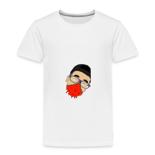 Drippy Mask - Toddler Premium T-Shirt