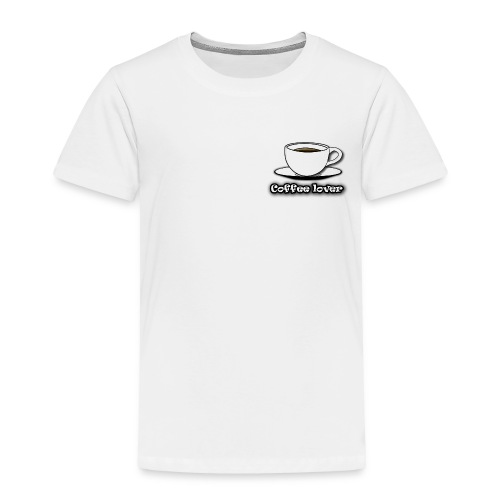 Coffee-lover-1 - Toddler Premium T-Shirt