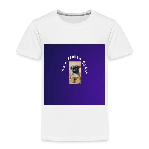 Puppy #1 - Toddler Premium T-Shirt