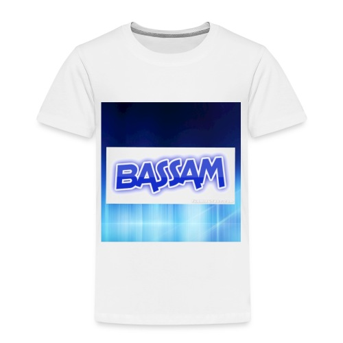 blue wallpaper 8 1 - Toddler Premium T-Shirt