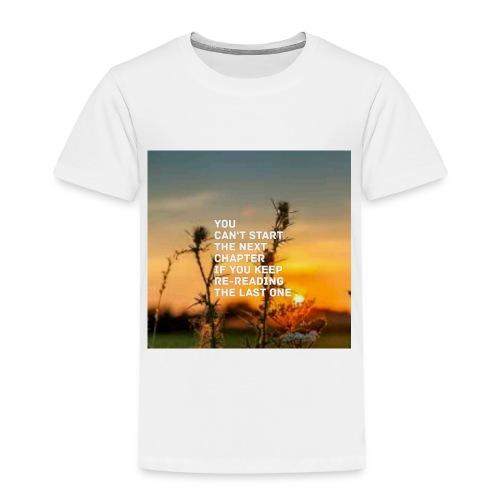 Next life chapter - Toddler Premium T-Shirt