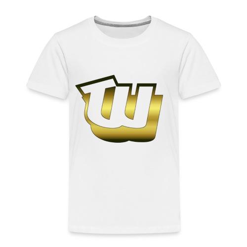 Official W1 Merch Store - Toddler Premium T-Shirt