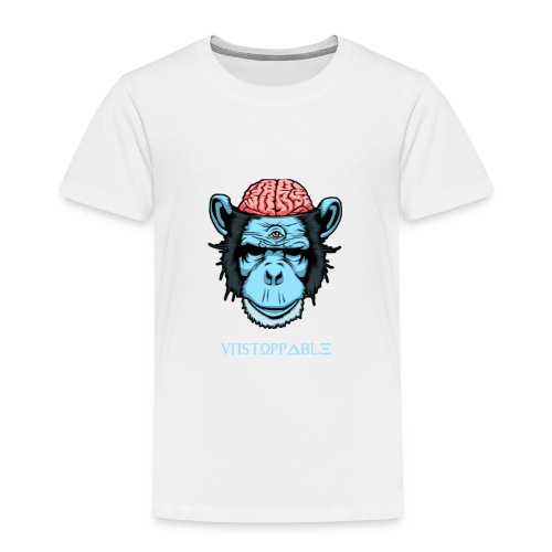 unstoppable - Toddler Premium T-Shirt