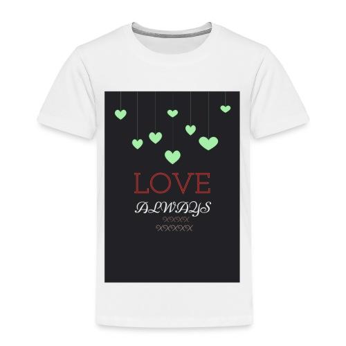 beautifully love always clothing - Toddler Premium T-Shirt