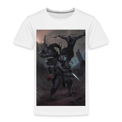 team ninjack - Toddler Premium T-Shirt