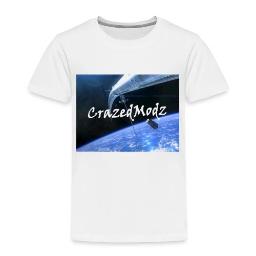 CrazedModz Space design! - Toddler Premium T-Shirt