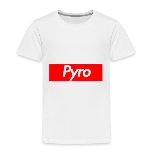 pyrologoformerch - Toddler Premium T-Shirt