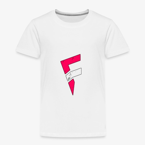 FrenzyPlays Logo - Toddler Premium T-Shirt