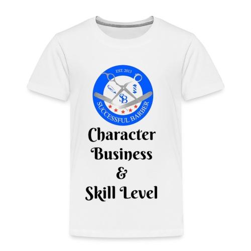SB Seal Design - Toddler Premium T-Shirt