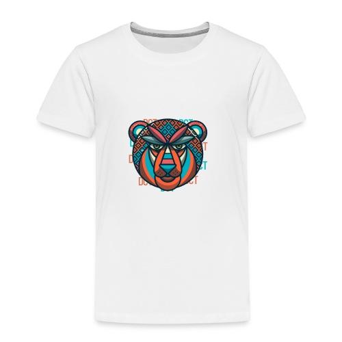 Design Lion Panda - Toddler Premium T-Shirt