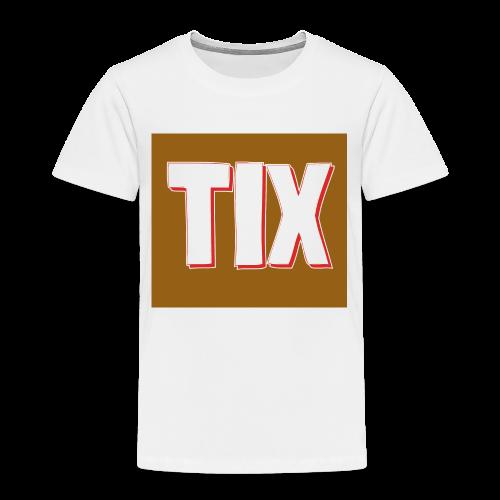 TIX Kid's T Shirt - Toddler Premium T-Shirt