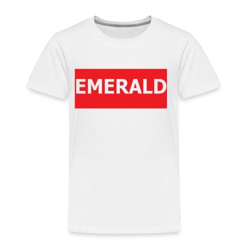 EMERALD Shirt - Toddler Premium T-Shirt