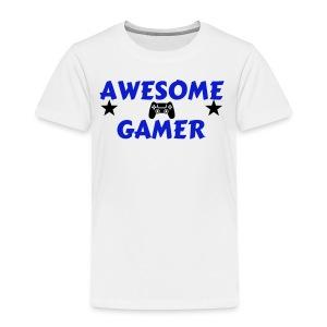 pro gamer - Toddler Premium T-Shirt