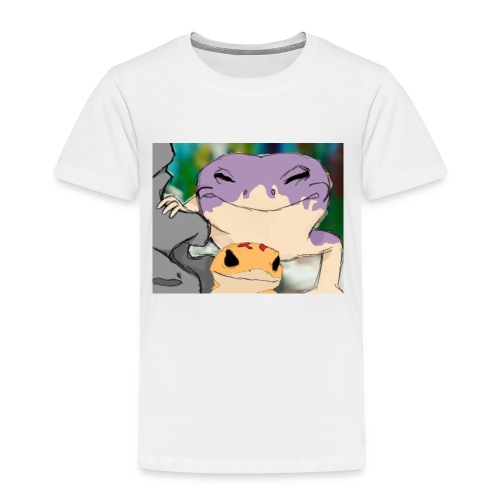 Geckos - Toddler Premium T-Shirt