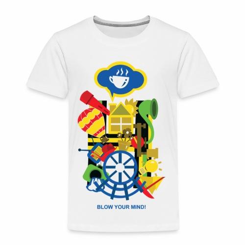 Blow your mind - Toddler Premium T-Shirt