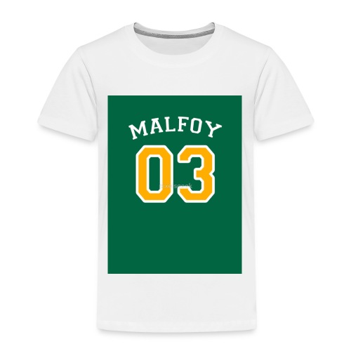 Malfoy 03 - Toddler Premium T-Shirt
