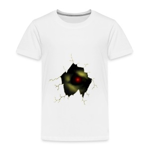 Broken Egg Dragon Eye - Toddler Premium T-Shirt