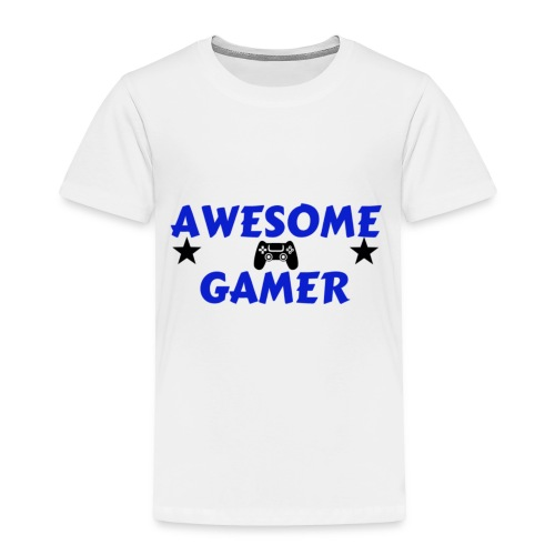 pro gamer - Toddler Premium T-Shirt