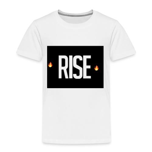 RIse Original Single - Toddler Premium T-Shirt