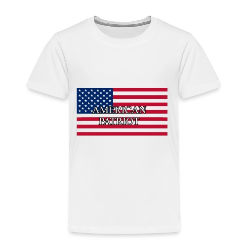American Patriot - Toddler Premium T-Shirt