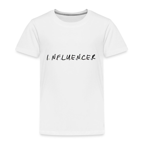 Influencer Friends Inspired Tee - Toddler Premium T-Shirt