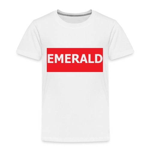 EMERALD Shirt - Toddler Premium T-Shirt