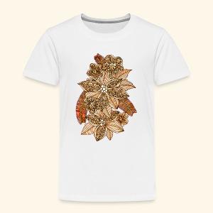 Flowers 4 - Toddler Premium T-Shirt