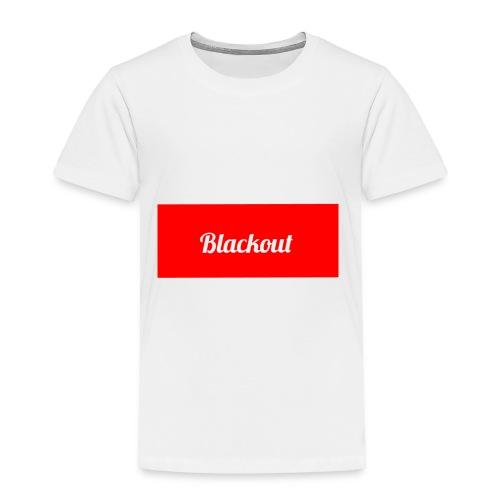 Blackeme Merch - Toddler Premium T-Shirt