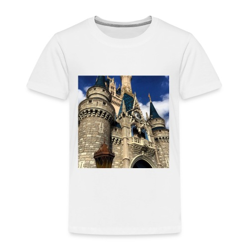 Cinderella's Castle - Toddler Premium T-Shirt