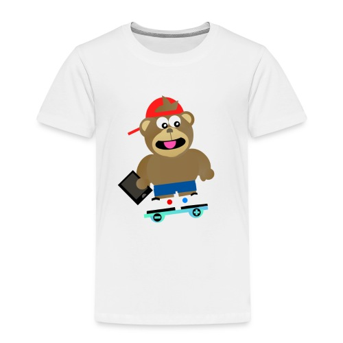 KINDLEY - Toddler Premium T-Shirt
