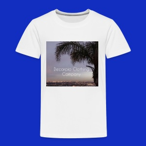 California J10 - Toddler Premium T-Shirt