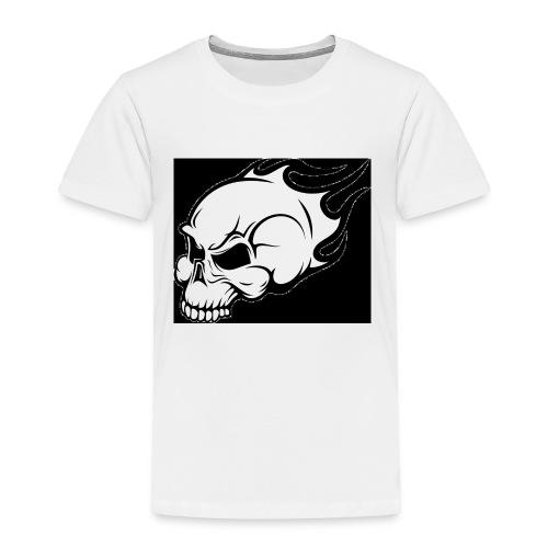 skelebonegaming merch - Toddler Premium T-Shirt
