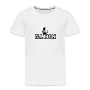 Number One Nation - Toddler Premium T-Shirt