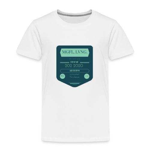 1MeaningfulLiving4U - Toddler Premium T-Shirt