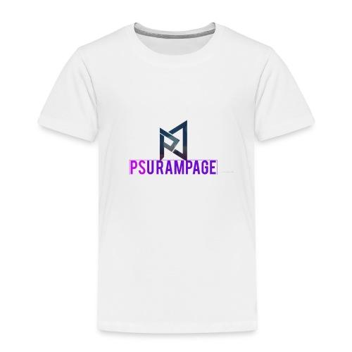PAU RAMPAGE - Toddler Premium T-Shirt
