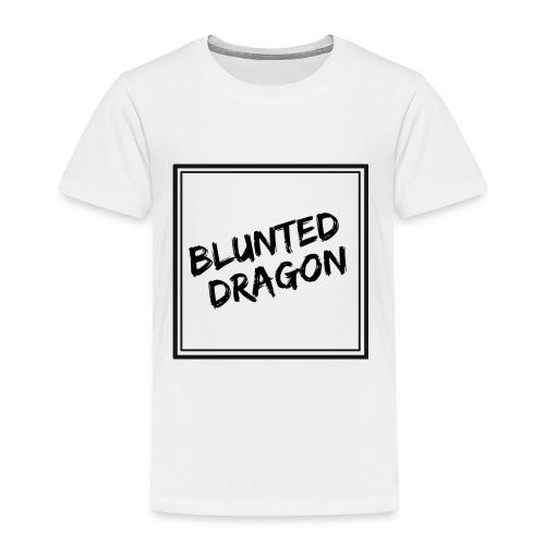 Square painted logo - Toddler Premium T-Shirt