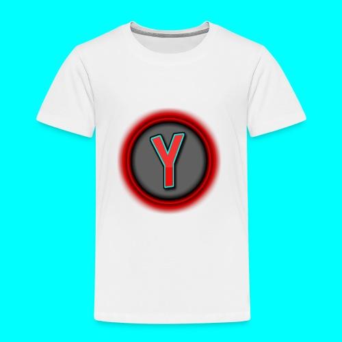 CoolYeti LOGO - Toddler Premium T-Shirt