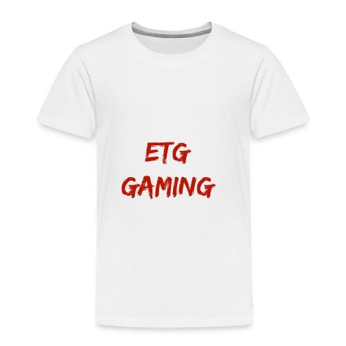 POWER CORE - Toddler Premium T-Shirt