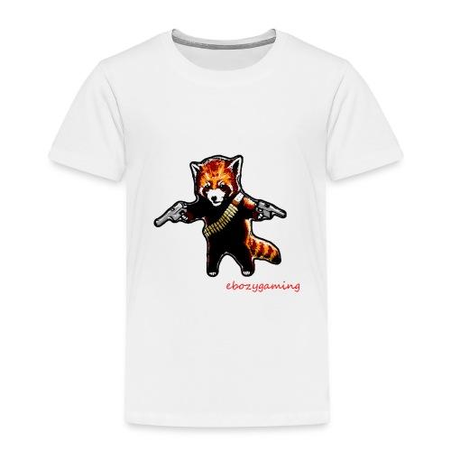 ebozygaming signature T-SHIRT - Toddler Premium T-Shirt
